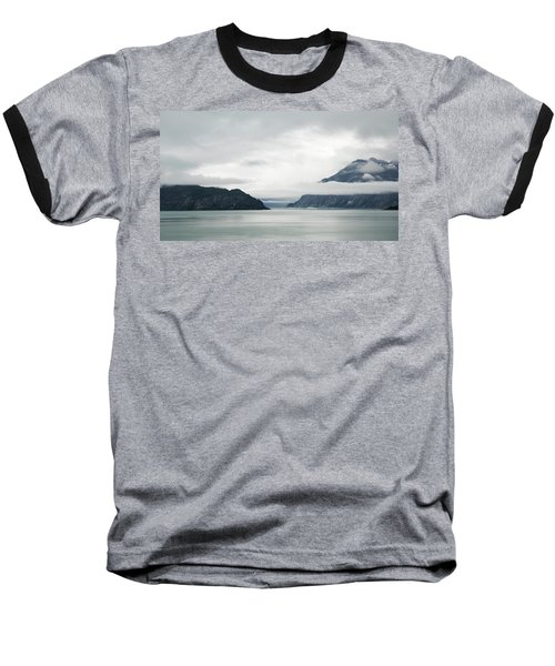 Alaska Waters Baseball T-Shirt
