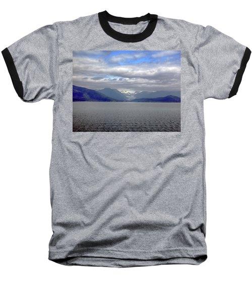 Alaskan Coast 2 Baseball T-Shirt