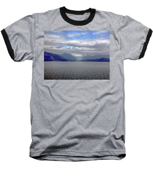 Alaskan Coast 2 Baseball T-Shirt