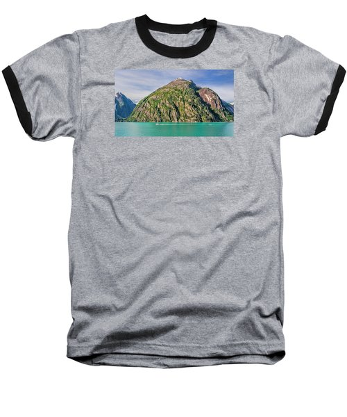 Alaskan Day Cruise Baseball T-Shirt