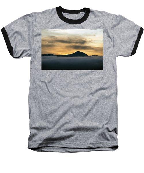 Alaskan Gold Baseball T-Shirt