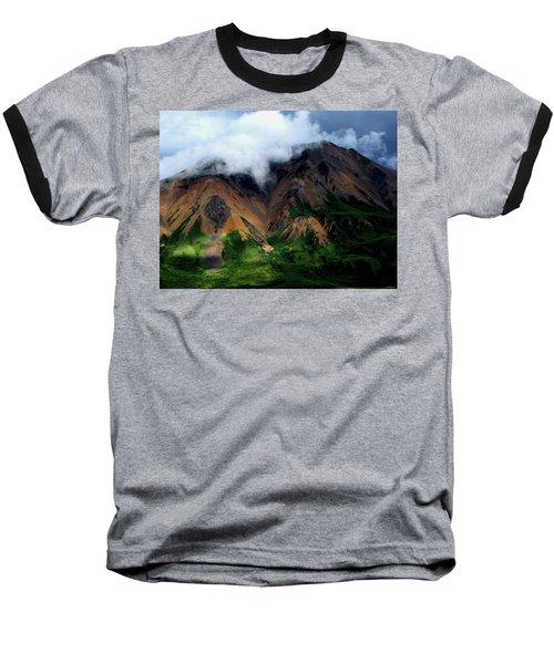 Alaskan Grandeur Baseball T-Shirt