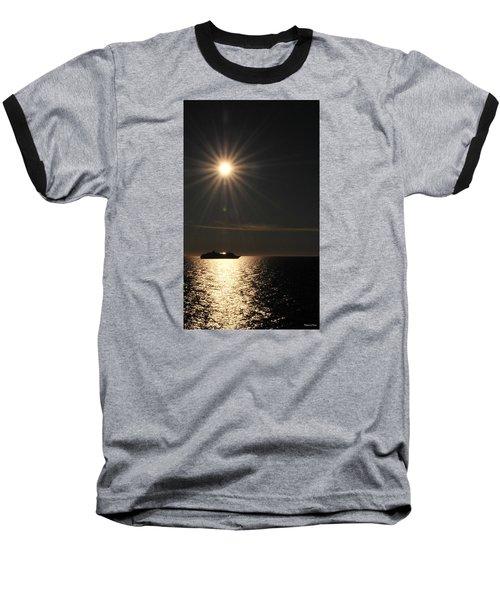 Alaskan Memories Baseball T-Shirt
