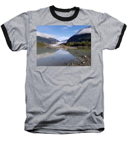 Alaskan Reflections Baseball T-Shirt