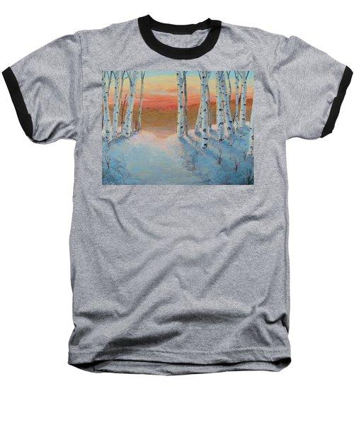 Alaskan Road Baseball T-Shirt
