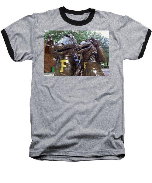 Albert And Alberta Baseball T-Shirt