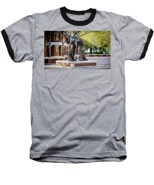 Albert And Alberta Gator Baseball T-Shirt