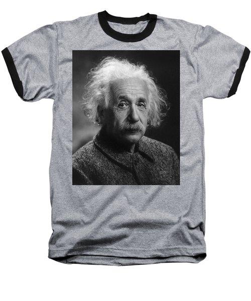 Albert Einstein, 1947. Age 68. Baseball T-Shirt