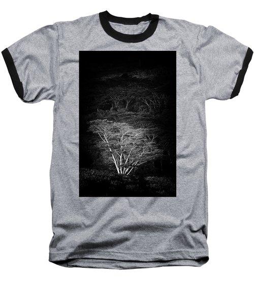 Albezia Tree Baseball T-Shirt