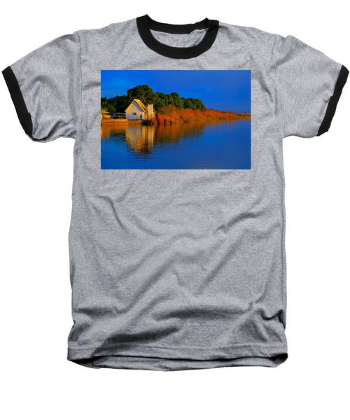 Albufera Blue. Valencia. Spain Baseball T-Shirt