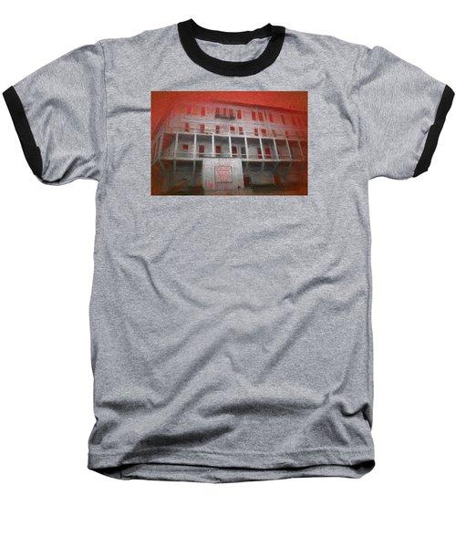 Alcatraz Federal Penitentiary Baseball T-Shirt