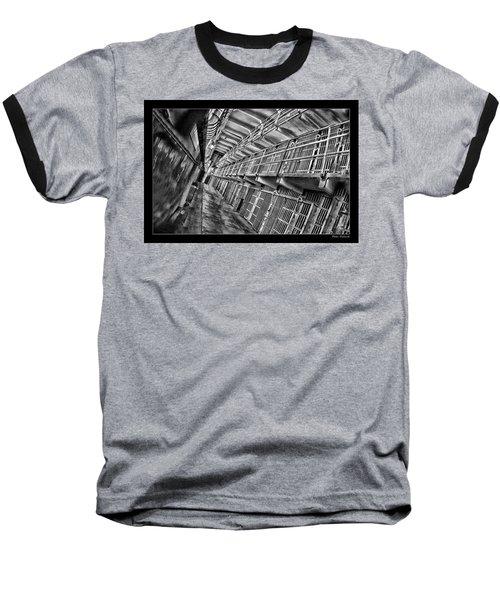 Alcatraz The Cells Baseball T-Shirt