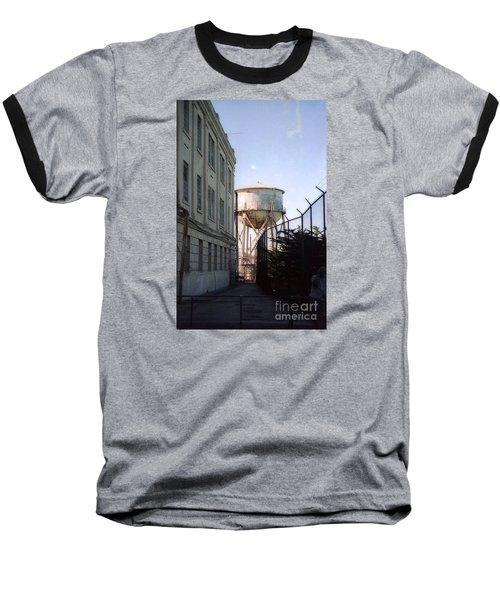 Alcatraz Water Tank  Baseball T-Shirt