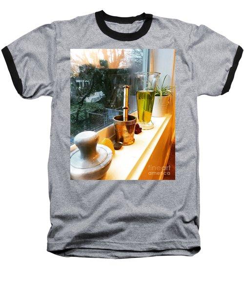 Alchemy And Oils Baseball T-Shirt
