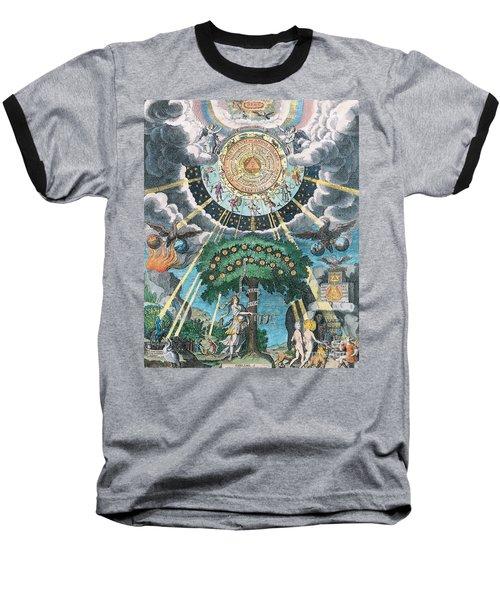 Alchemy Coagulation Baseball T-Shirt