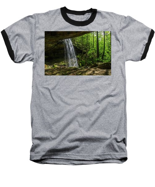 Alcorn Falls Baseball T-Shirt