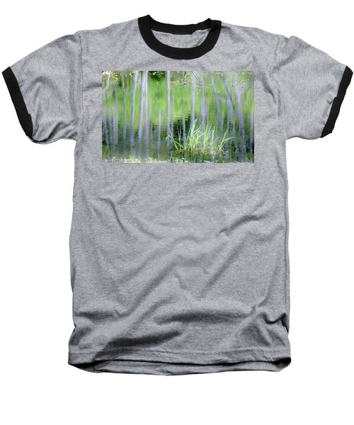Alder Reflections Baseball T-Shirt
