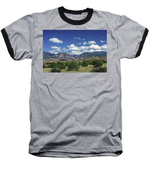Aldo Leopold Wilderness, New Mexico Baseball T-Shirt