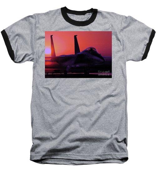 Alert 1 Baseball T-Shirt