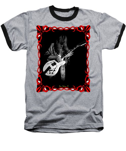 Frame #6 Baseball T-Shirt