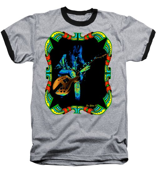 Frame #6 In Frame #2 In Cosmicolors Baseball T-Shirt