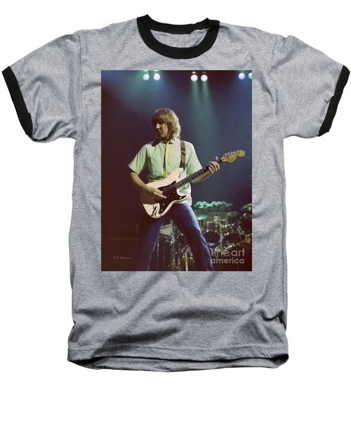 Alex Lifeson 2 Baseball T-Shirt