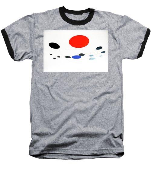Alexander Calder Mobile 1 Baseball T-Shirt