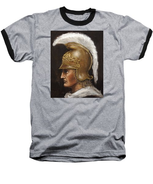 Alexander The Great Baseball T-Shirt