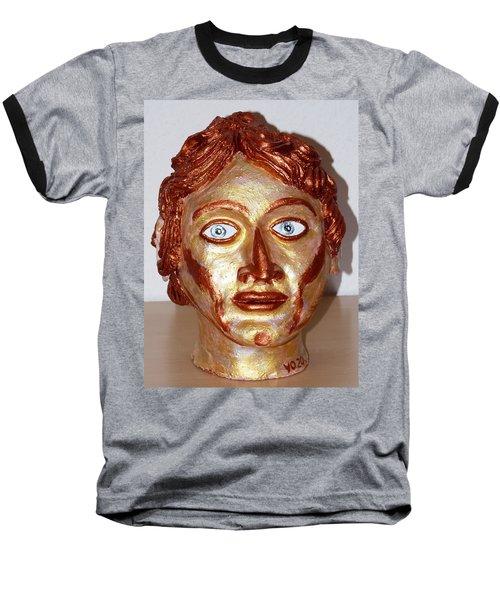 Alexander The Great Baseball T-Shirt