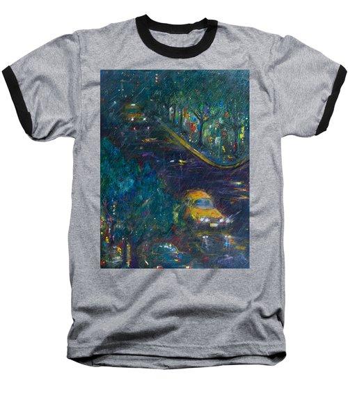 Alexandria Baseball T-Shirt by Leela Payne