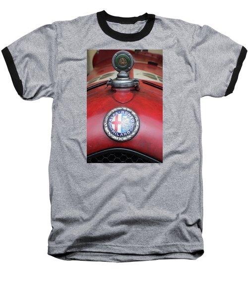 Alfa Romeo 8c 2600 Muletto Baseball T-Shirt