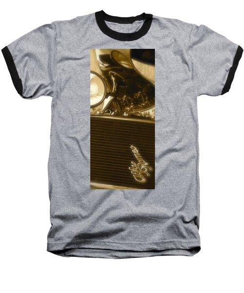 Alfa Romeo Front Grille Detail Phone Case Baseball T-Shirt