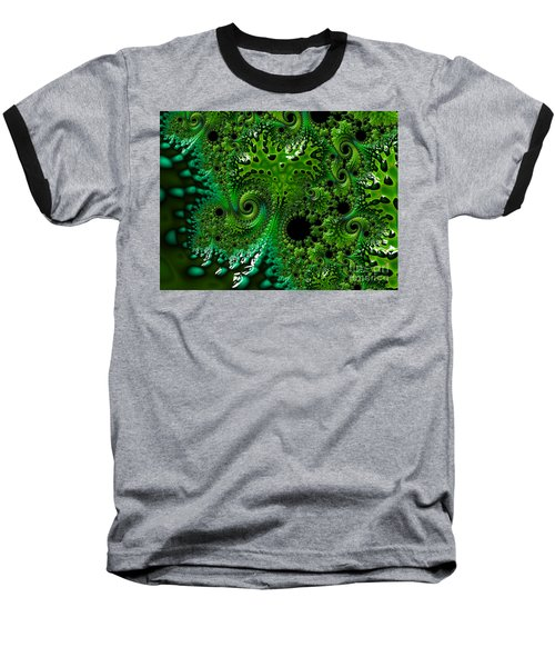 Algae Baseball T-Shirt