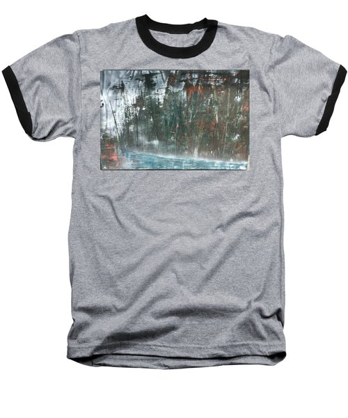 Algonquin Forest River Baseball T-Shirt