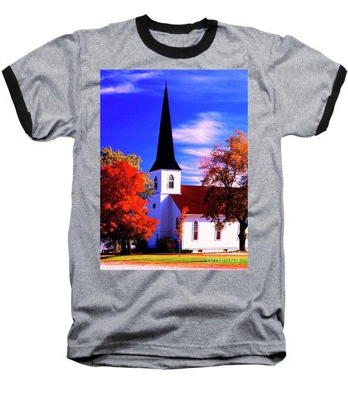 Algonquin Rd Church St Johns United  Baseball T-Shirt