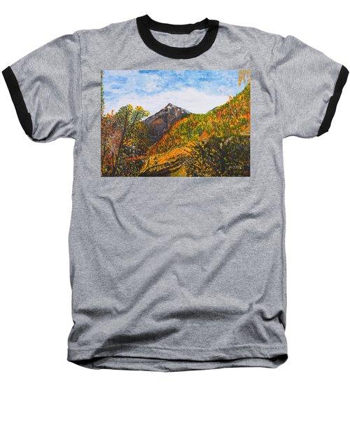 Algund View Baseball T-Shirt