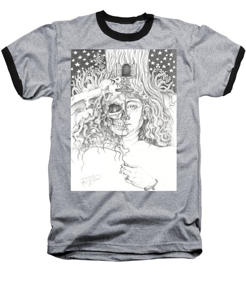 Alice Syndrome 2 Baseball T-Shirt