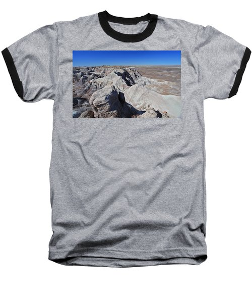 Baseball T-Shirt featuring the photograph Alien Landscape by Gary Kaylor