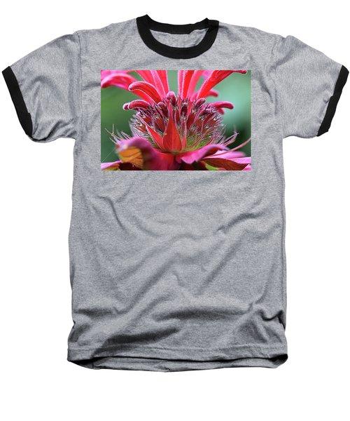Alien Plant Life Baseball T-Shirt