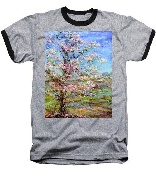 Alive Baseball T-Shirt by Regina Valluzzi
