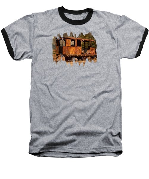 All Aboard Baseball T-Shirt by Thom Zehrfeld