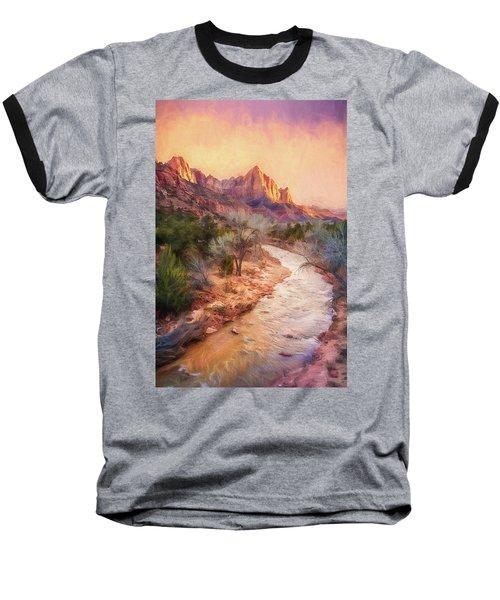 All Along The Watchtower Baseball T-Shirt