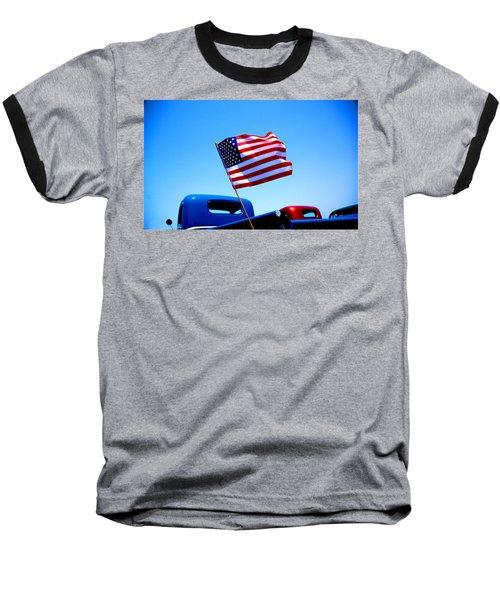 All American Baseball T-Shirt by Ralph Vazquez