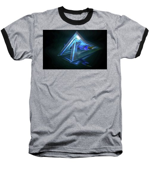 All Angles Covered Baseball T-Shirt