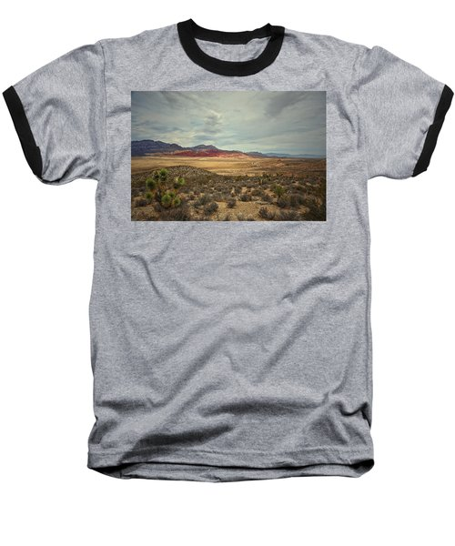 Baseball T-Shirt featuring the photograph All Day by Mark Ross