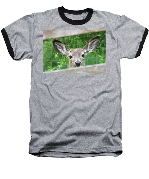 All Ears Baseball T-Shirt