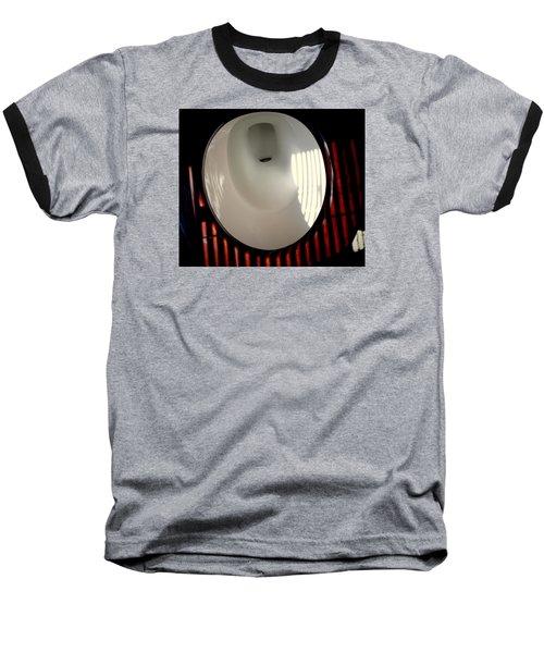 All Rights Acquired Baseball T-Shirt by David Gilbert