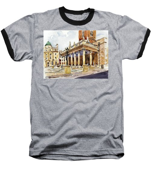 All Saints Church Northampton Baseball T-Shirt