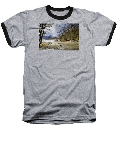 Baseball T-Shirt featuring the photograph All Seasons At Loch Lomond by Jeremy Lavender Photography