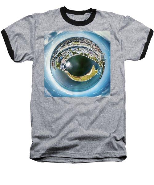 All Seeing Eye Baseball T-Shirt
